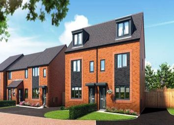 Thumbnail 3 bedroom semi-detached house for sale in Riverbank View, Whit Lane, Salford