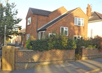 Thumbnail 3 bed detached house for sale in Burton Road, Melton Mowbray, Leicestershire