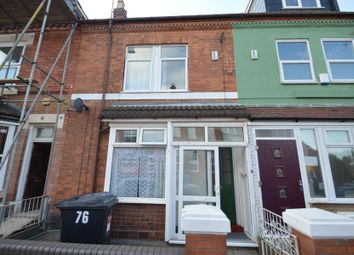 Thumbnail 5 bedroom property to rent in Tiverton Road, Selly Oak, Birmingham