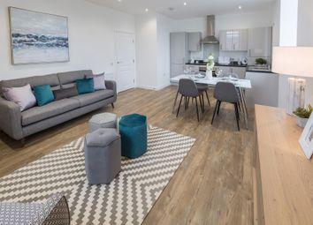 "Thumbnail 2 bedroom flat for sale in ""Wilmut"" at King's Haugh, Peffermill Road, Edinburgh"