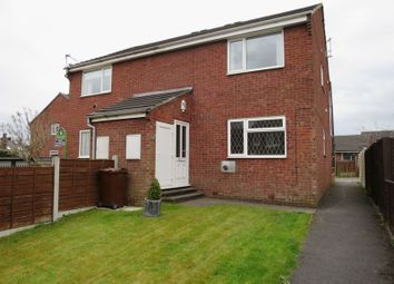 Thumbnail 1 bedroom flat for sale in Flexbury Avenue, Morley, Leeds