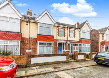 Thumbnail 3 bed terraced house for sale in Telford Road, Portsmouth