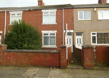 3 bed terraced house to rent in Woodhorn Road, Ashington NE63