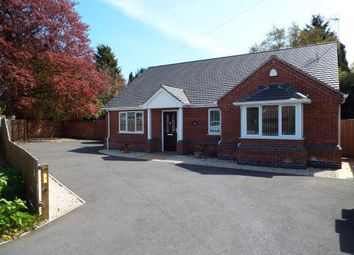 Thumbnail 2 bed bungalow for sale in Greengate Lane, Birstall, Leicester, Leicestershire
