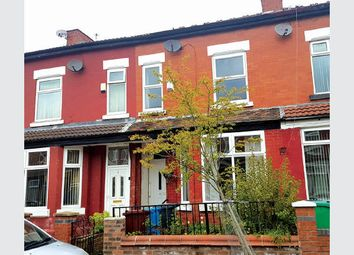 Thumbnail 3 bed terraced house for sale in 6 Reynell Road, Manchester, Greater Manchester