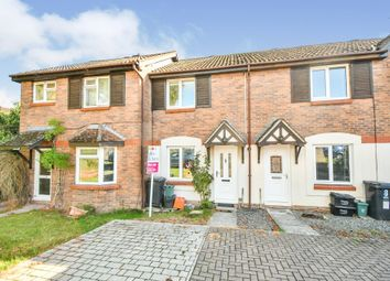 Thumbnail 2 bed terraced house for sale in Rye Close, Middleleaze, Swindon