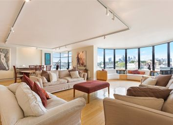Thumbnail 3 bed flat to rent in Princes Tower, 97 Rotherhithe Street, London