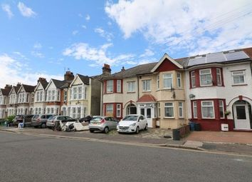 Thumbnail 3 bed flat to rent in Thorold Road, Ilford