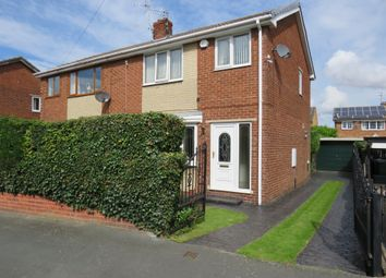 Thumbnail 3 bed semi-detached house for sale in Birchwood Close, Thorne, Doncaster