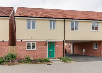 Thumbnail 2 bed link-detached house for sale in Redwing Close, Colchester, Essex
