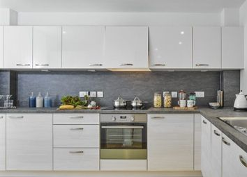 Thumbnail 3 bedroom flat for sale in Plot 49 & 54, Trinity Square, High Road, Finchley, London
