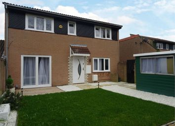 Thumbnail 3 bed end terrace house for sale in Holly Close, Speedwell, Bristol