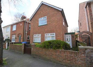 Thumbnail 3 bedroom detached house for sale in Wellington Road, Lowestoft
