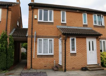 Thumbnail 2 bed semi-detached house to rent in Gainsborough Court, Darlington, Durham