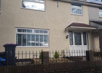 Thumbnail Terraced house to rent in Hazel Walk, Croesyceiliog, Cwmbran