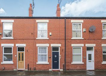 Thumbnail 2 bedroom terraced house for sale in Werneth Street, Stockport