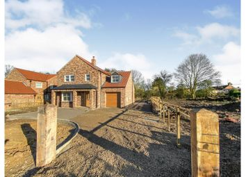 Thumbnail 4 bed detached house for sale in Church Lane, Bagby