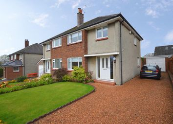 Thumbnail 3 bed semi-detached house for sale in 7 Mill Way, Kirkintilloch, Glasgow