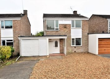 Thumbnail 3 bed detached house for sale in Bicknell Road, Frimley, Surrey