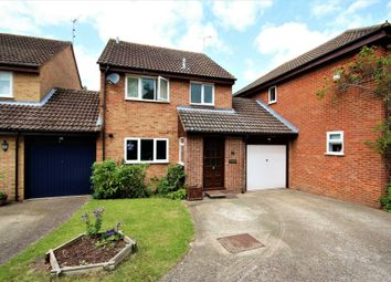Thumbnail 3 bed link-detached house to rent in Fairfax, Bracknell