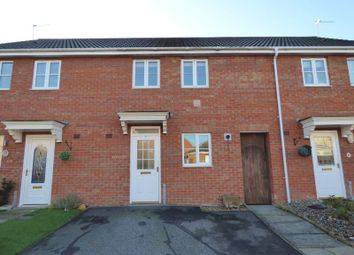 Thumbnail 2 bed terraced house for sale in Underwood Close, Lowestoft