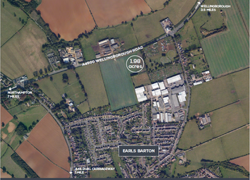 Thumbnail Land for sale in Main Road, Earls Barton, Northampton