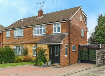 Thumbnail 5 bed semi-detached house for sale in Westwood Drive, Little Chalfont, Amersham