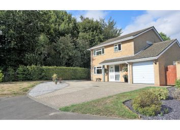 Thumbnail 4 bed detached house for sale in Lordsfield Gardens, Basingstoke