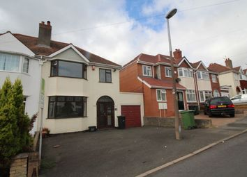 Thumbnail 3 bed semi-detached house to rent in Dingle Road, Dudley