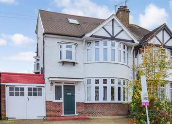 Thumbnail 4 bed semi-detached house for sale in Sandy Way, Shirley, Surrey