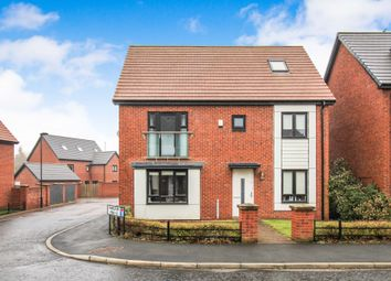 Thumbnail 5 bed detached house for sale in Newstead Road, Newcastle Upon Tyne