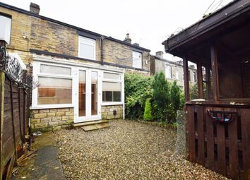 Thumbnail 1 bed terraced house for sale in Holmes Terrace, Halifax, West Yorkshire