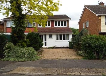 Thumbnail 4 bed semi-detached house for sale in Langdon Hills, Basildon, Essex