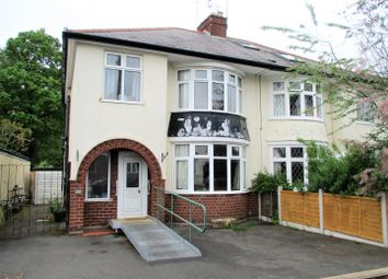 Thumbnail 3 bedroom semi-detached house for sale in Woodland Road, Wolverhampton