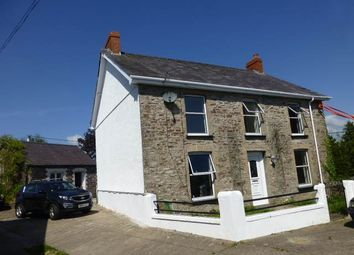 Thumbnail 3 bed detached house to rent in Pantyrathro, Near Llangain, Llansteffan