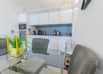Thumbnail 2 bedroom flat for sale in Longridge Avenue, Saltdean, Brighton