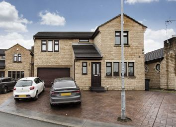 Thumbnail 4 bedroom detached house for sale in Lodge Farm Close, Dewsbury