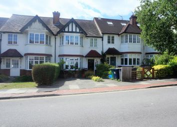 Thumbnail 3 bed terraced house to rent in Summerlee Gardens, London