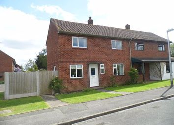 Thumbnail 2 bed detached house to rent in Atcherley Close, Austerson, Nantwich