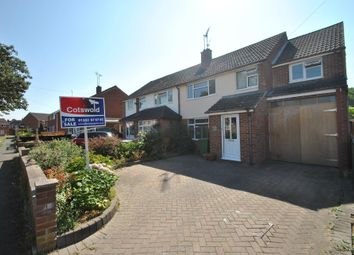 Thumbnail 4 bed semi-detached house for sale in Stanton Road, Mitton, Tewkesbury