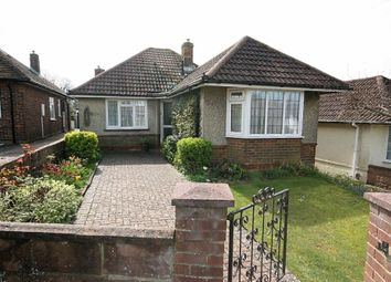 Thumbnail 2 bed detached bungalow for sale in Balsdean Road, Woodingdean, Brighton