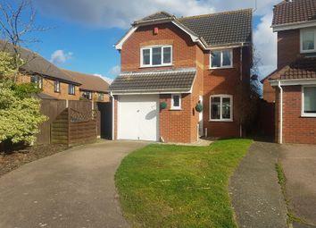 Thumbnail 3 bed detached house for sale in Douglas Close, Carlton Colville, Lowestoft