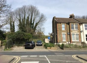 Thumbnail 1 bedroom end terrace house for sale in 68 Cuxton Road, Strood, Rochester, Kent
