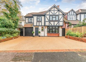 Thumbnail 5 bed detached house for sale in The Glade, Woodford Green