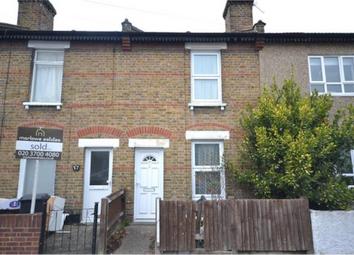 Thumbnail 2 bedroom terraced house for sale in Warren Road, Croydon