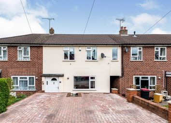 Thumbnail 3 bed terraced house for sale in St Nicholas Estate, Baddesley Ensor, Atherstone