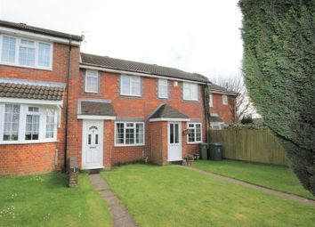 Thumbnail 2 bed terraced house for sale in Burleigh Piece, Buckingham