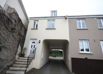 Thumbnail 3 bed town house for sale in St Johns Road, St Helier