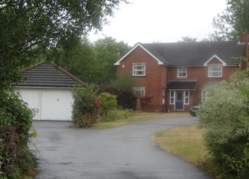 Thumbnail 4 bedroom detached house for sale in Spruce Close, Fulwood, Preston