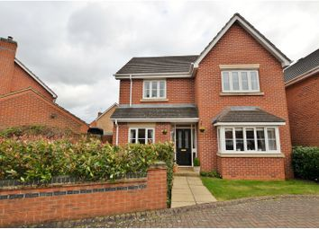 Thumbnail 4 bed detached house for sale in Wilson Close, Timken, Daventry